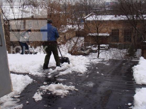 Договор на очистку кровли от снега образец